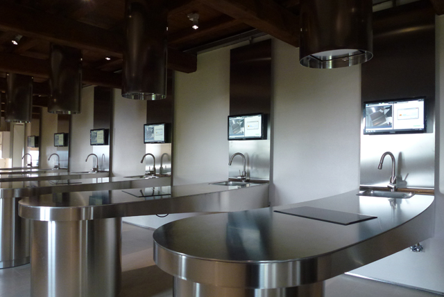 scuola di cucina roddi cn officina delle idee progettazione