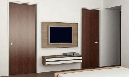Altos de manzanares surdico arquitectura en muebles for Mueble tv dormitorio