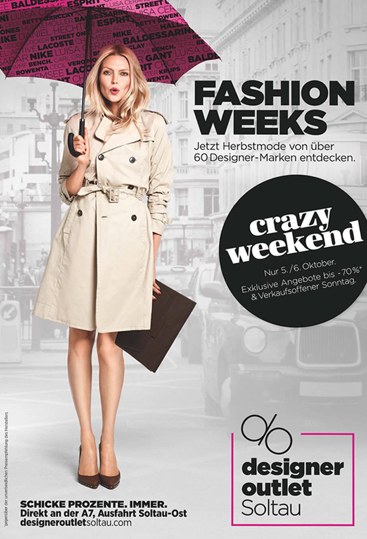 Fashion Outlet Soltau