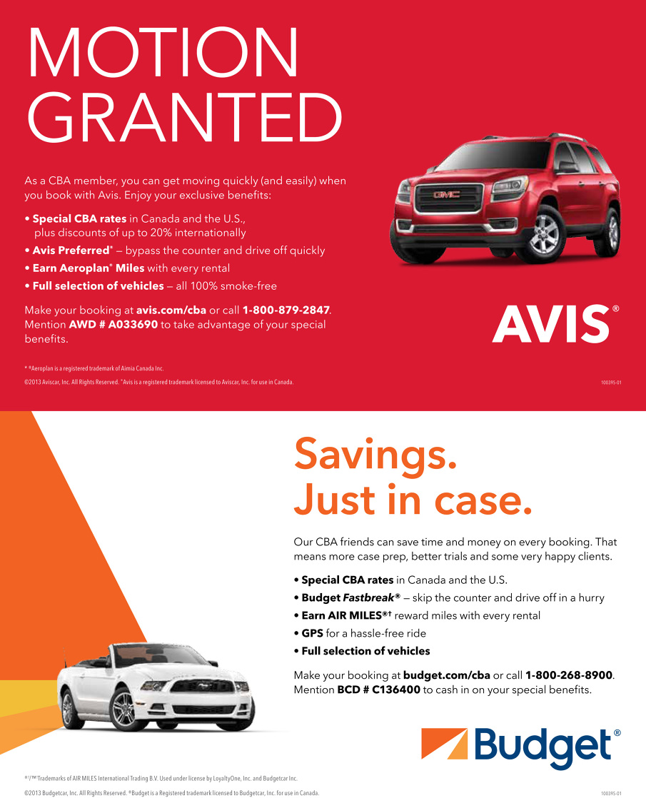 Budget Car Rental: Avis Budget Group - Dan Mingle